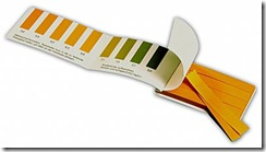 pH indikator
